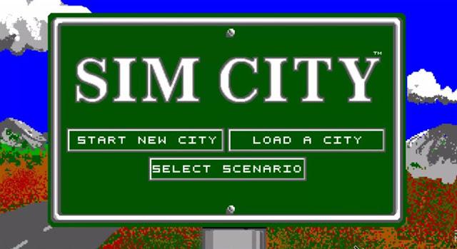 SimCity Classic Logo