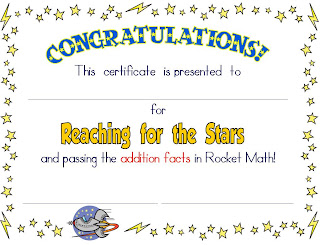 math worksheet : rockin  teacher materials rocket math rocks! : Rocket Math Worksheets Multiplication