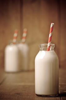 There is little research to support the fact  that skim milk is healthier than whole.