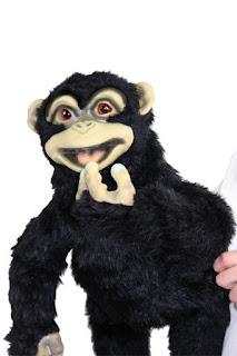 Baby Monkey Puppet3