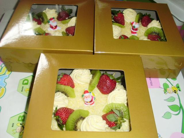 Cake Sunkist Ncc