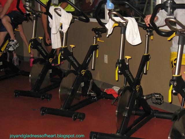 bikes in class