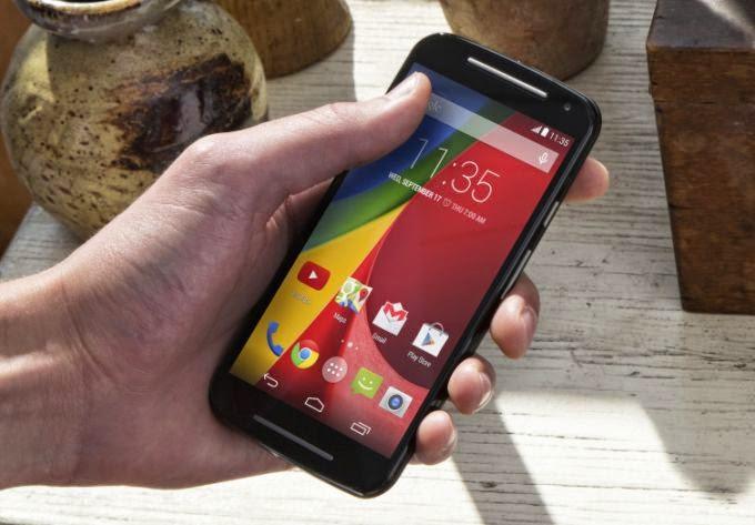 Motorola Moto G LTE (2nd Gen)