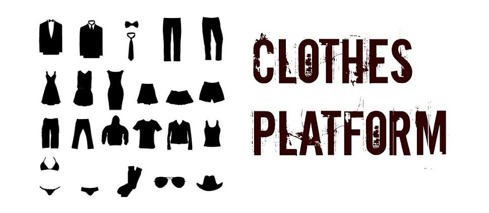 Clothes Platform