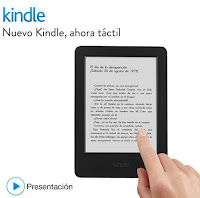 Kindle Basic Tactil