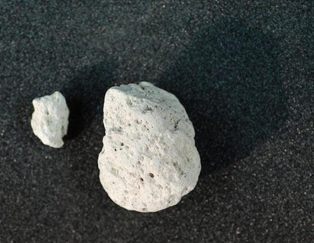 Pumice from Krakatoa
