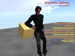 WearPose System 2.0