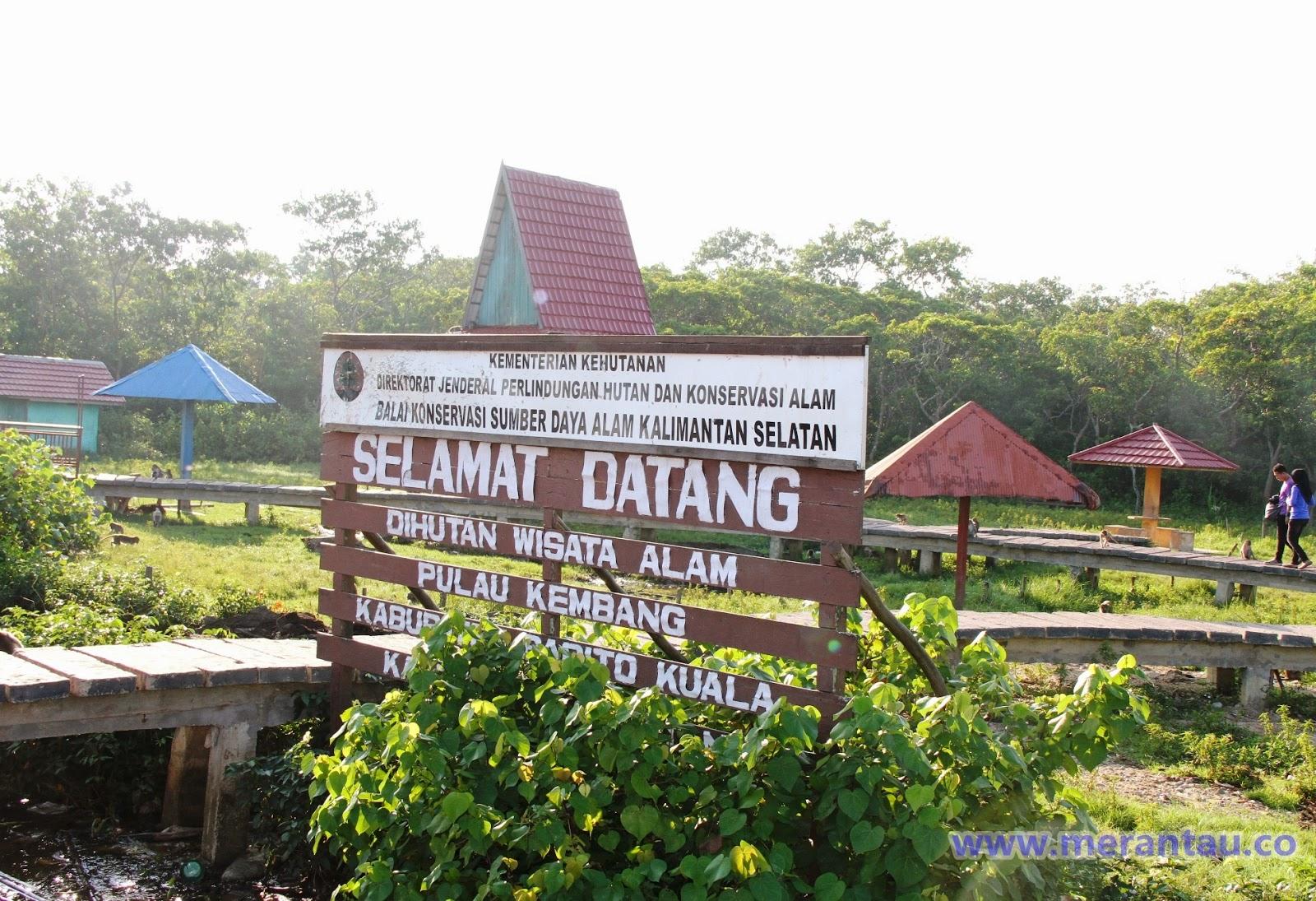 tujuan wisata di Kalimantan Selatan