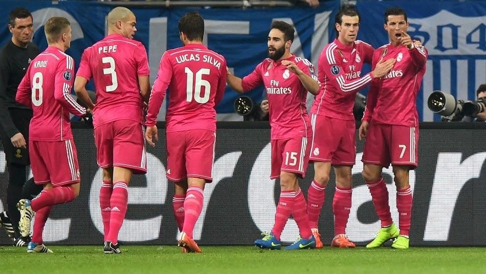 Risultati Champions Video Gol: vittoria Real Madrid, pareggio Porto