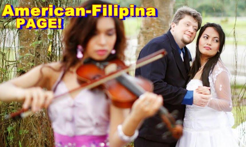 AMERICAN-FILIPINA PAGE!