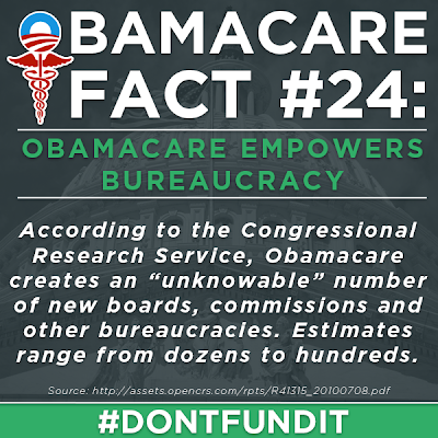 Obamacare Empowers Bureaucracy