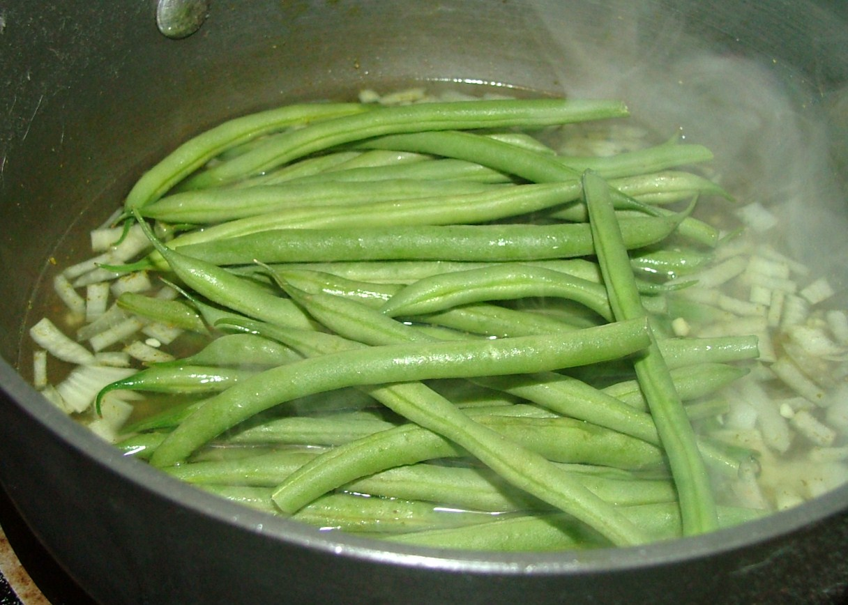 how to make really good green beans