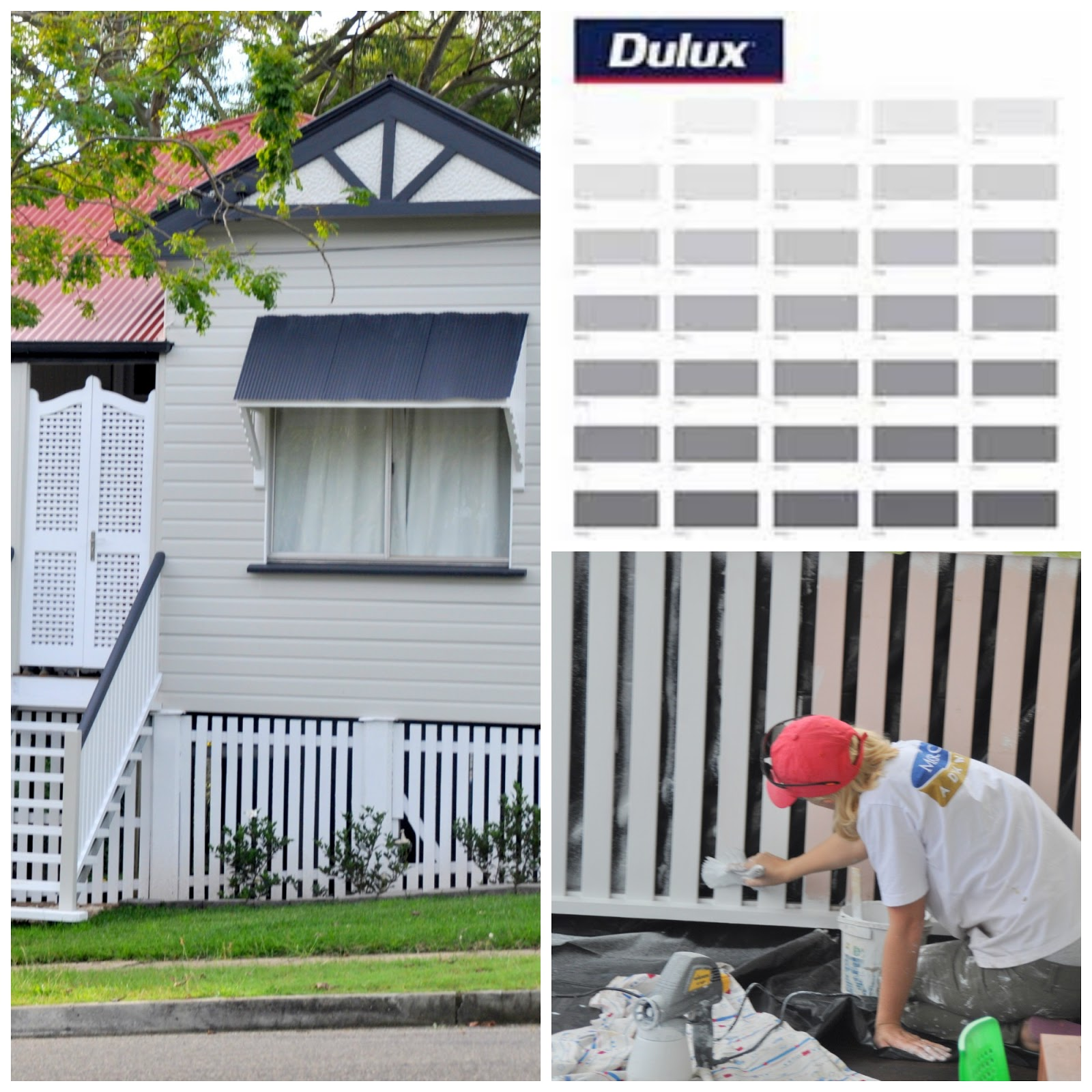 Project renov8 - Dulux exterior paint colour schemes property ...