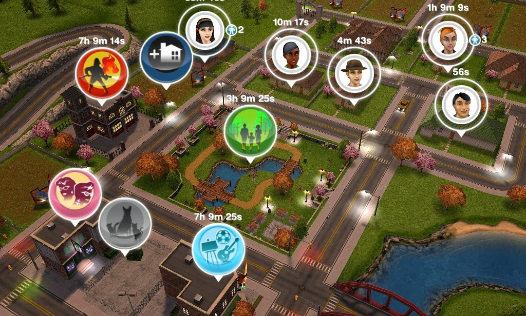 Sims FreePlay: Sims promotions r us to design clothes