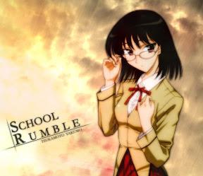 Yakumo Tsukamoto school rumble