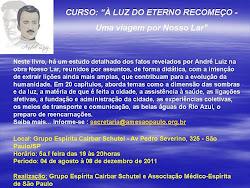 Quintas-feiras - 04/08 a 04 de Dez.  AME-SP