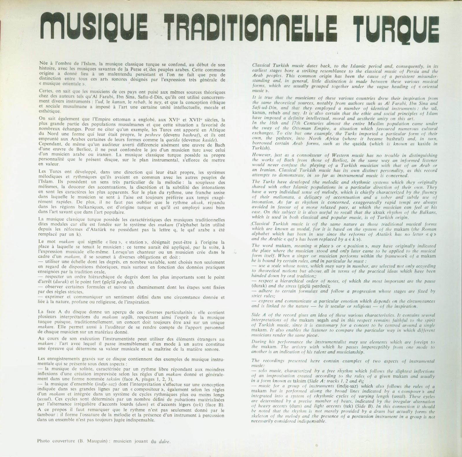 Music Turque