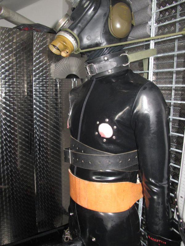 rubber slave