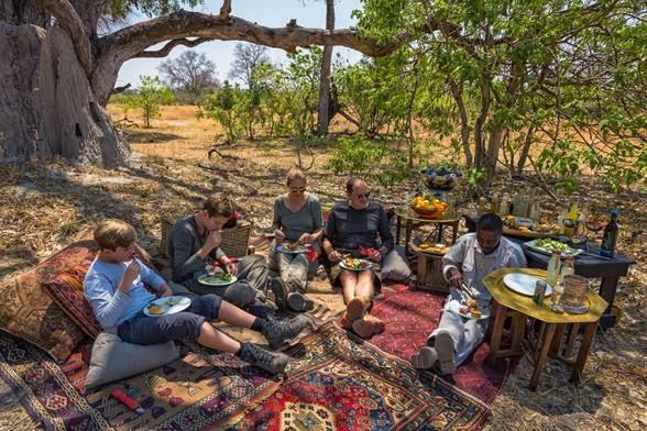 Machaba Camp Botswana
