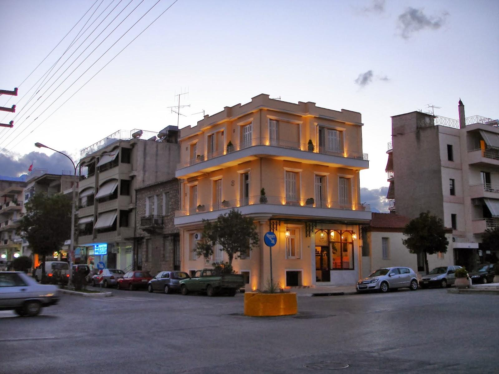 Αναρτήθηκε από Hotel Cecil Sparta Greece