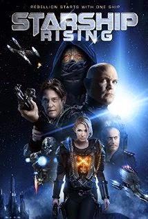Starship Rising (2014) BluRay 500Mb