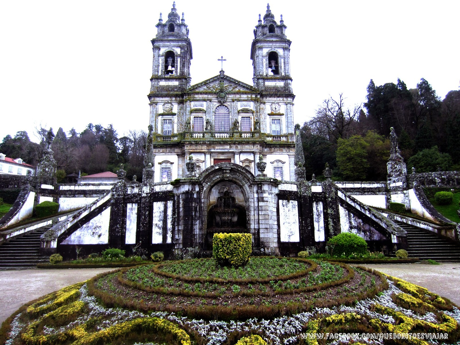 Santuario do Bom Jesus do Monte
