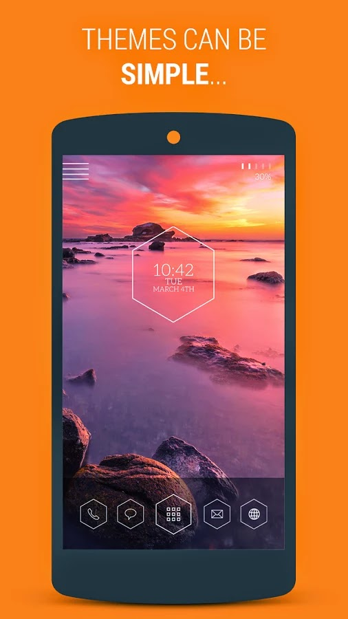 Themer Launcher: HD Wallpapers v1.57