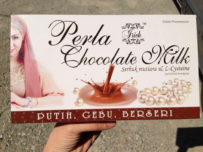 PERLA CHOCOLATE MILK