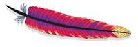 Imagen del logo de Apache