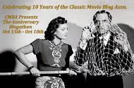 October 15-18: CMBA 2019 Fall Blogathon: The Anniversary Blogathon