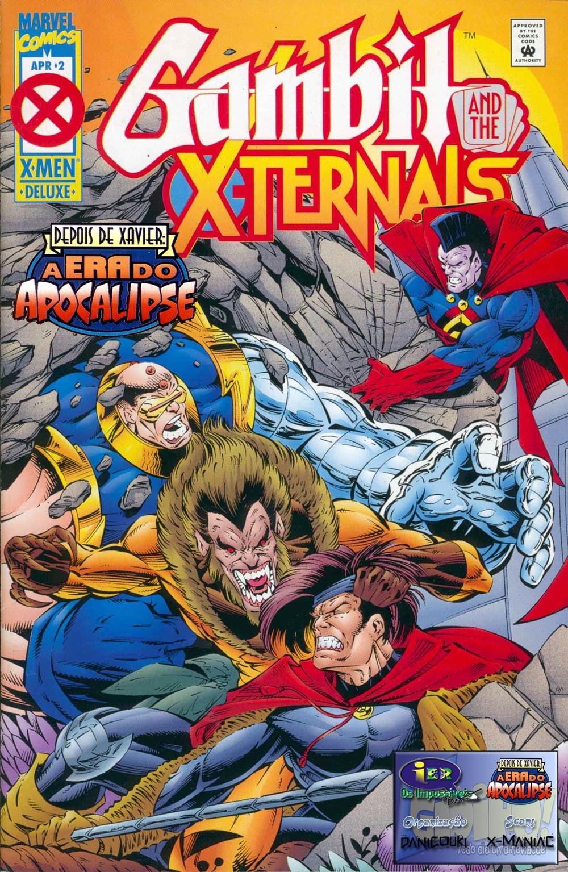 X-Men - A Era do Apocalipse #23