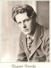 analysis of rupert brooks poem Analysis of peace by rupert brooke this is an analysis of a pro-war poem by rupert brooke, featured in the anthology, 'up the line to death' the level of analysis is what one would expect of an as/a-level student.