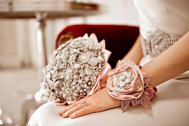 Mariage bouquet mariée