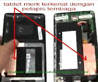 cara membetulkan tablet rusak