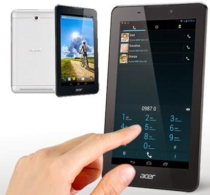 Acer Iconia Tab 7 KitKat