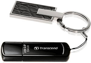 Transcend 64 GB Pen Drive