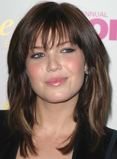 Women Hairstyle Haircut Ideas Pictures: Long Shag Hairstyles with Bangs
