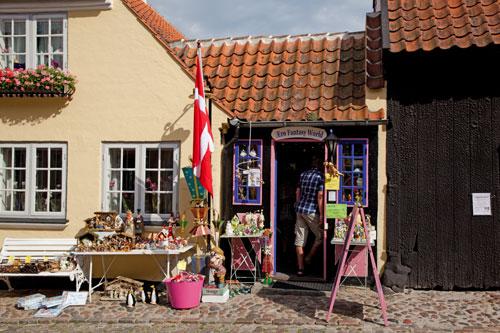 Amalie loves Denmark - Fünen, Ærø und Langeland