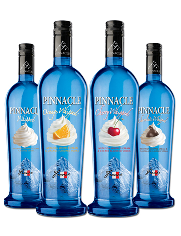 Drink Recipes Using Pinnacle Whipped Vodka