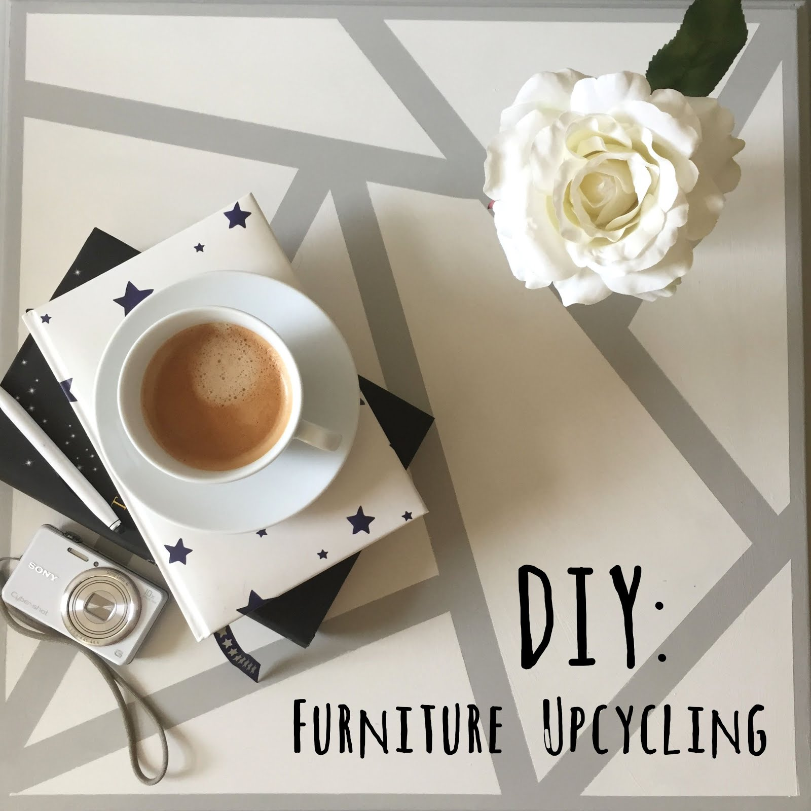 DIY: Table Upcycle