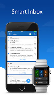 Spark email app for iPhone updated with Email Aliases, HTML Signatures, Swipe Options and More