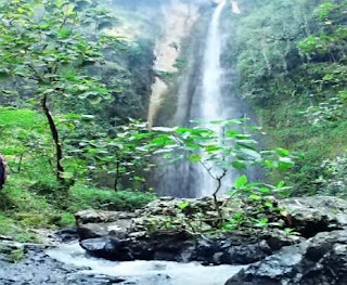 Tretes Waterfall Jombang