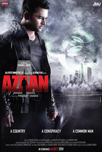 Aazaan (2011 - movie_langauge) - Sachin Joshi, Dalip Tahil, Candice Boucher, Aarya Babbar, Alyy Khan, Ravi Kissen, Sachin Khedekar, Sajid Hassan, Samy Gharbi, Vijayendra Ghatge, Sarita Chowdhury, Amber Rose Revah, Neet Mohan