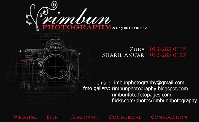 Rimbun Photography (Wedding And Event Photographer)
