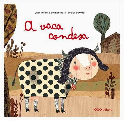 A vaca Condesa de OQO
