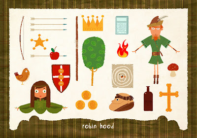 Famous Fairy Tales in Pieces Seen On www.coolpicturegallery.us