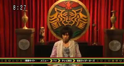 Kamen Rider OOO Episode 47 Preview