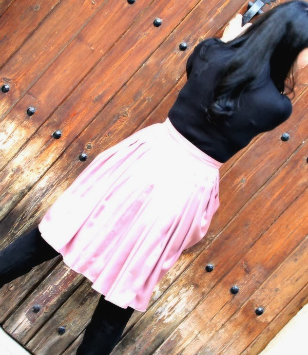 Beautiful pink skirt Prim Secret