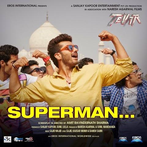 Superman - Tevar (2015)