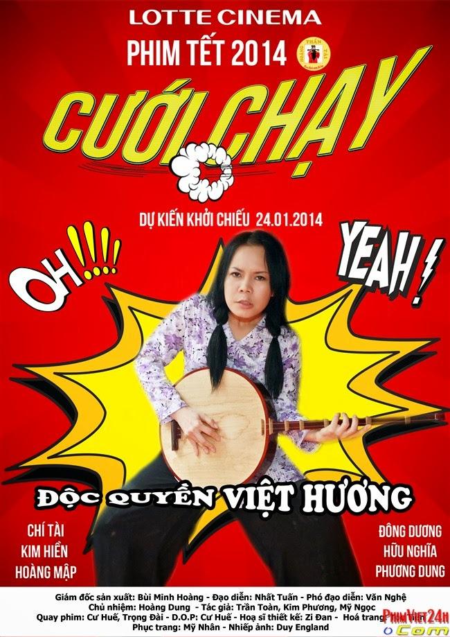 Cưới Chạy - Việt Hương, Chí Tài (Phim Tết 2014)